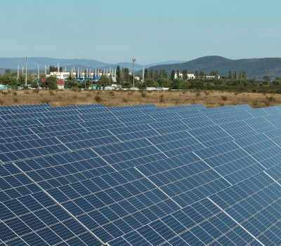 На Закарпатті запрацювала перша сонячна електростанція