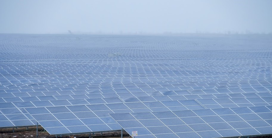 В Україні запрацювала найбільша та найпотужніша сонячна електростанція